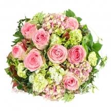 roses bouquet fleurs livraison fleuriste livrer